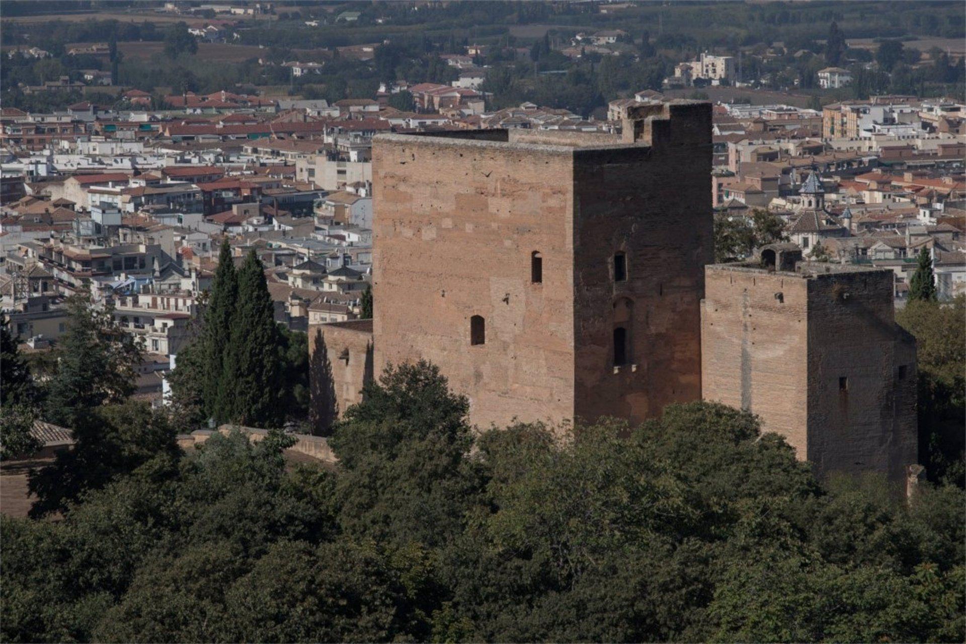 La Junta impulsa una inversión de 500.000 euros en la consolidación de las Torres Bermejas