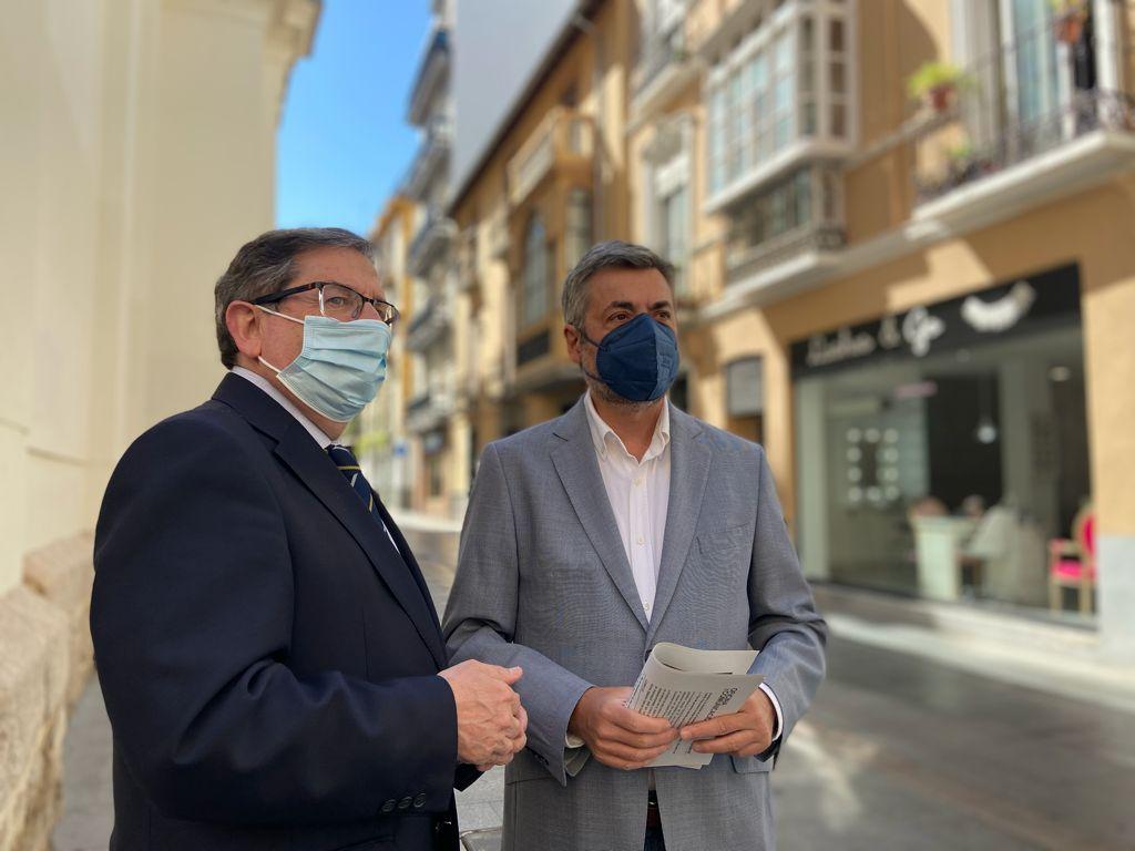 """El PP defiende la """"clara apuesta"""" del Gobierno Andaluz por las políticas de vivienda"""