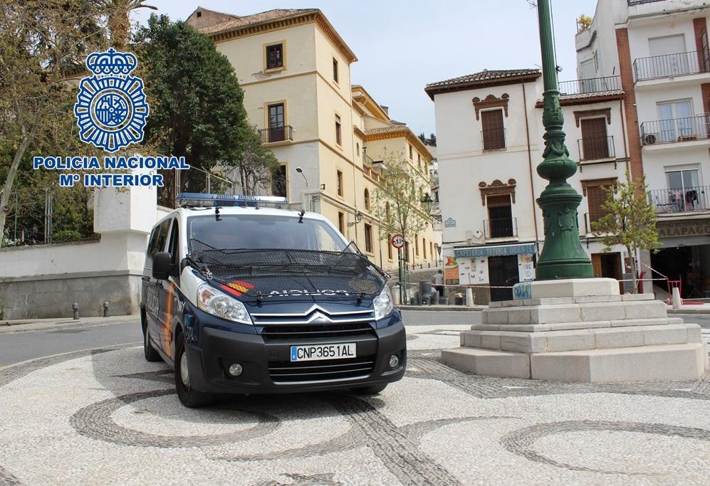 Detenida una pareja fugada de las autoridades italianas por delitos de fraude y organización criminal