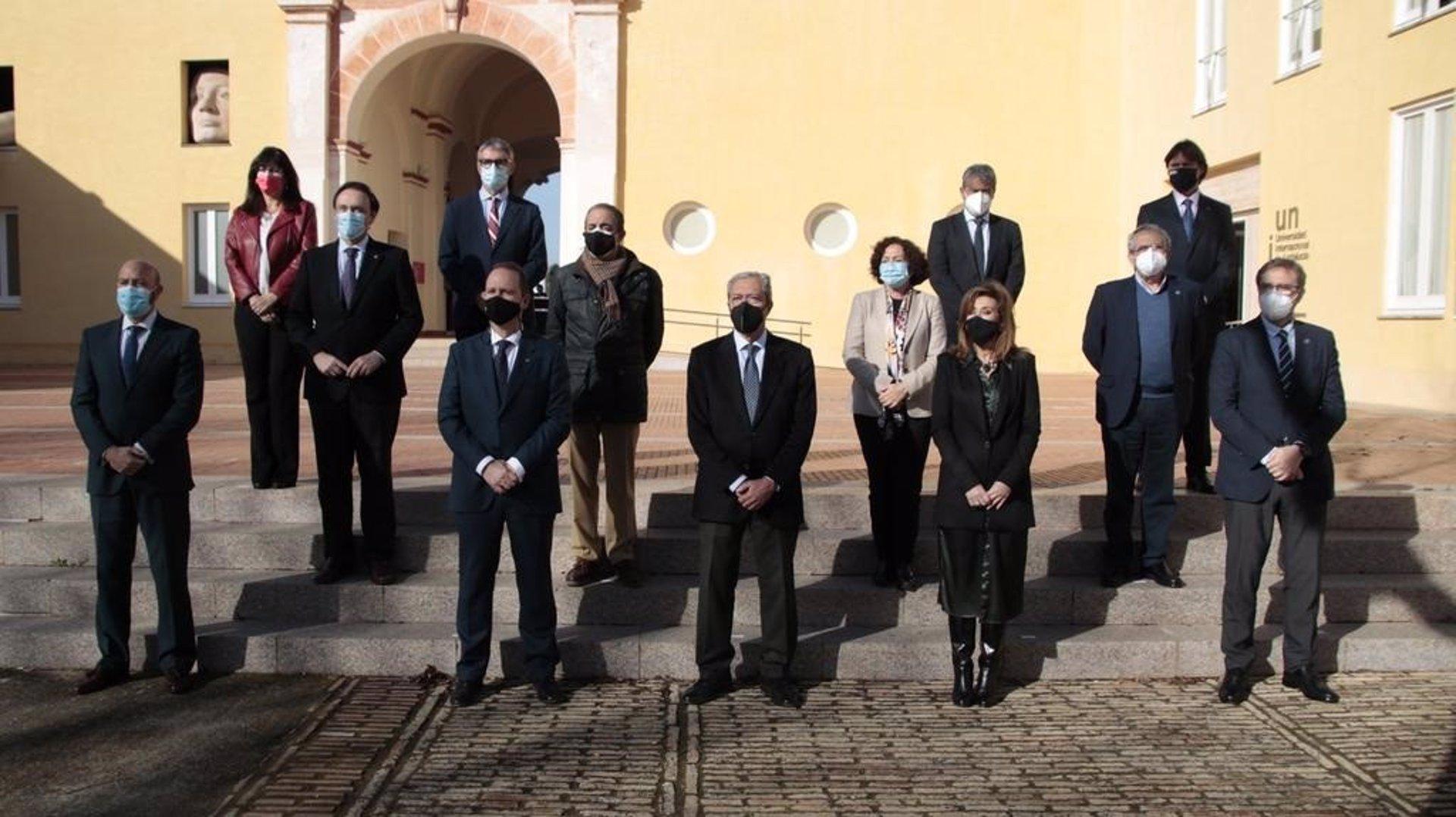 Las universidades de Andalucía insisten a la Junta en pedir «un horizonte financiero plurianual» acorde a la ley