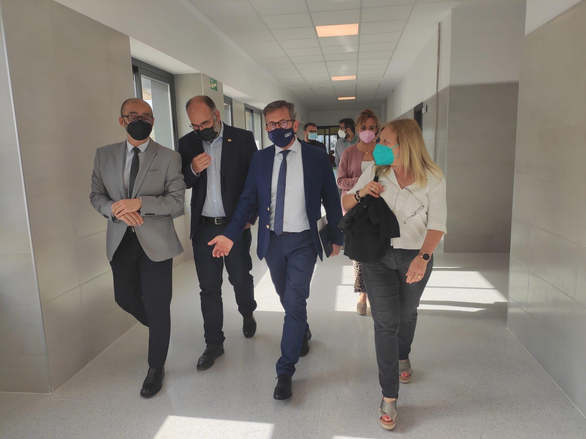 Educación invierte más de 8 millones de euros en obras de ampliación de los centros educativos de Albolote