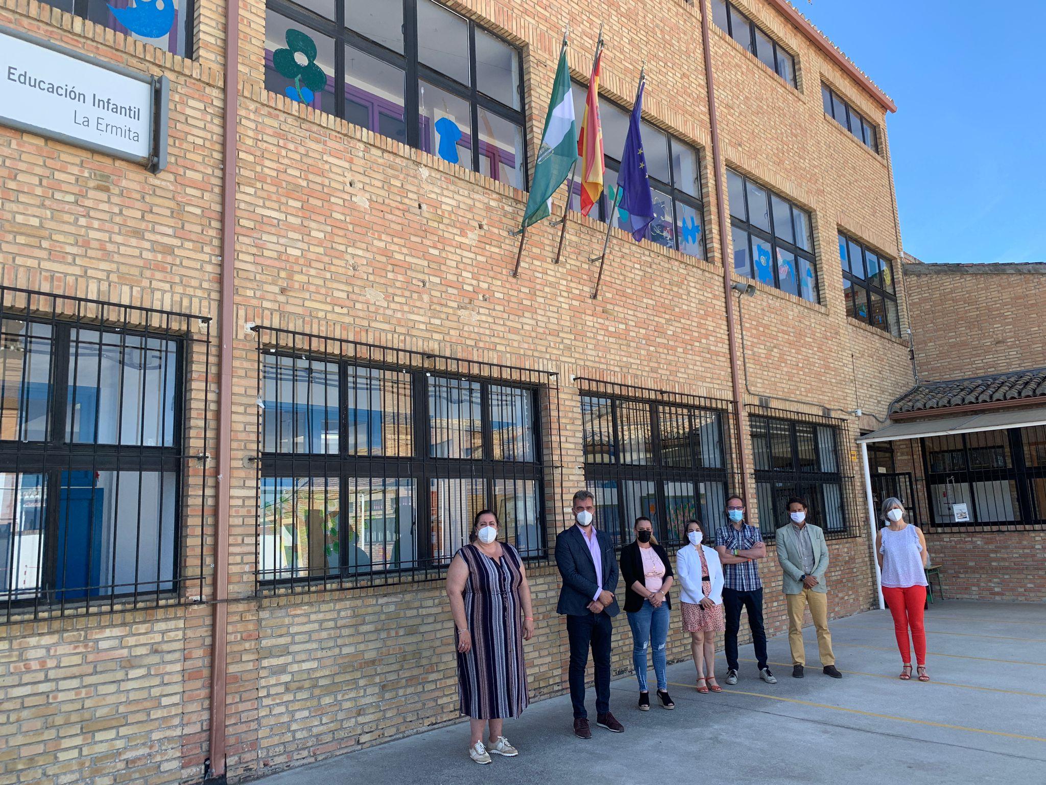 Educación amplía la red de centros bilingües públicos con la incorporación de 6 nuevos colegios e institutos en Granada