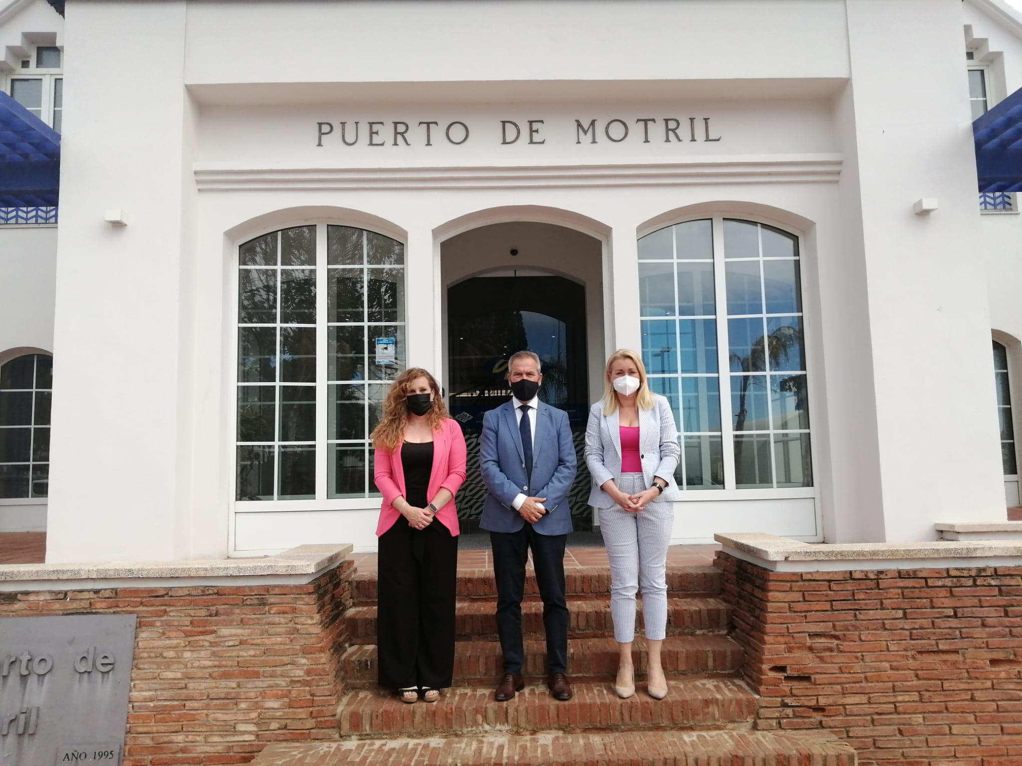Puerto de Motril y Granada CF se unen a la Red Andaluza de Entidades Conciliadoras del IAM