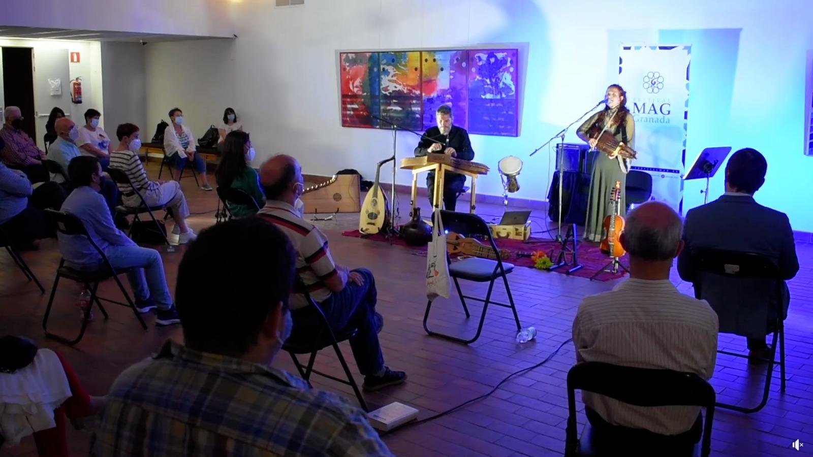 Ana Alcaide deslucida en la apertura del Festival de Música Antigua de Granada por falta de medios