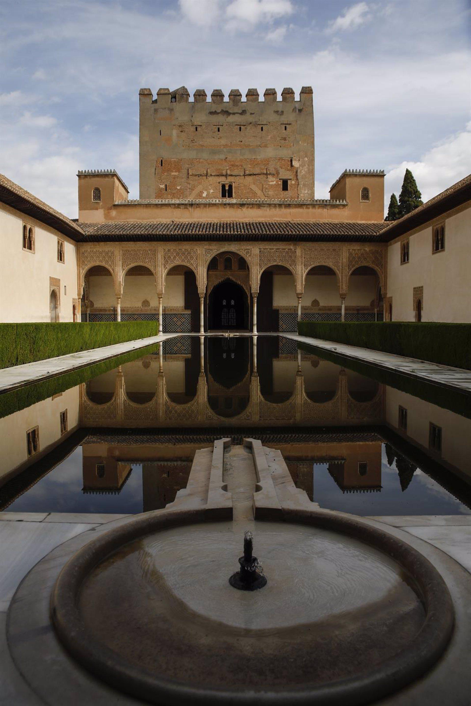 La Alhambra recupera las visitas nocturnas a partir del 11 de mayo
