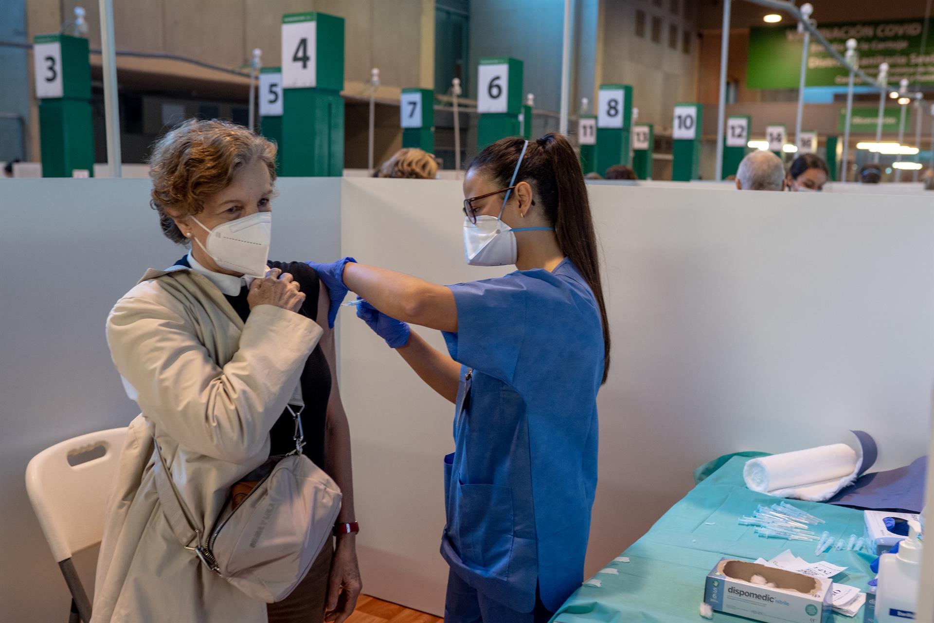Aguirre apuesta por administrar «todas las vacunas para todos» los grupos de edad: «Es la mejor forma»