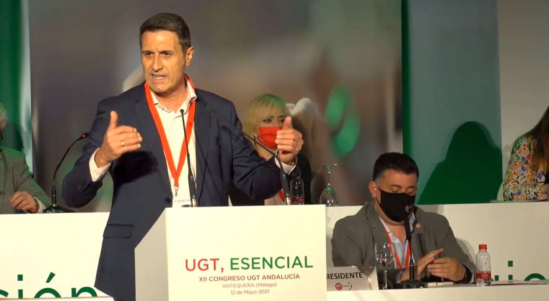 Delegado del Gobierno en Andalucía insta a atajar conjuntamente la crisis sanitaria que daña «la salud humana y social»