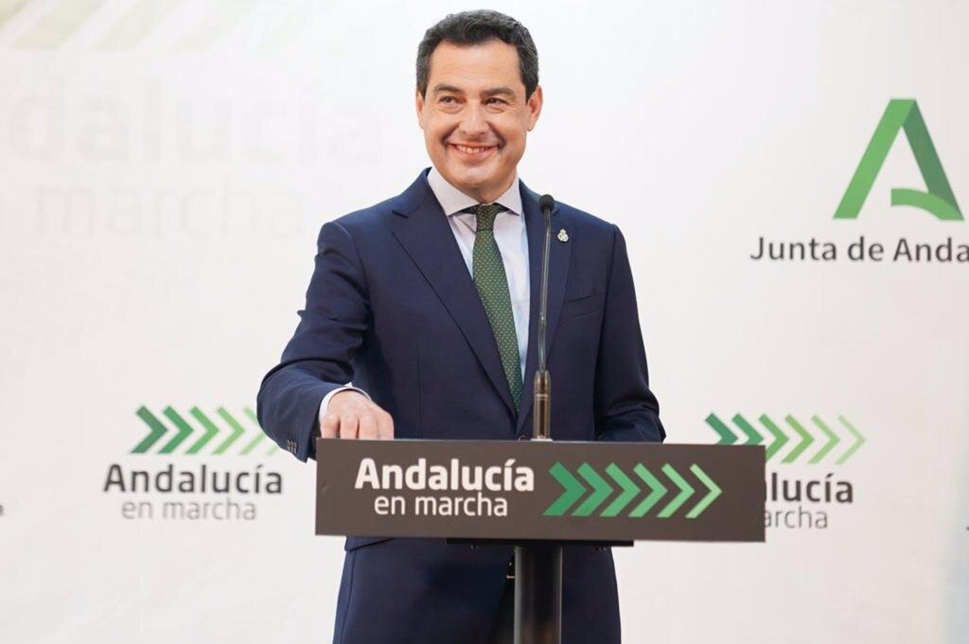 Andalucía empezará a vacunar la próxima semana a menores de 55 años y a mediados de junio a menores de 49 años