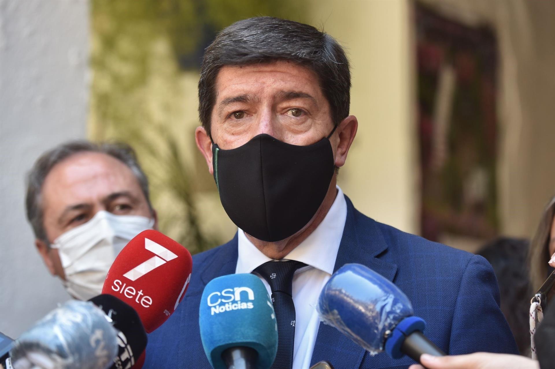 Marín anuncia una ronda por las ocho provincias andaluzas para «reconectar Ciudadanos con los afiliados»