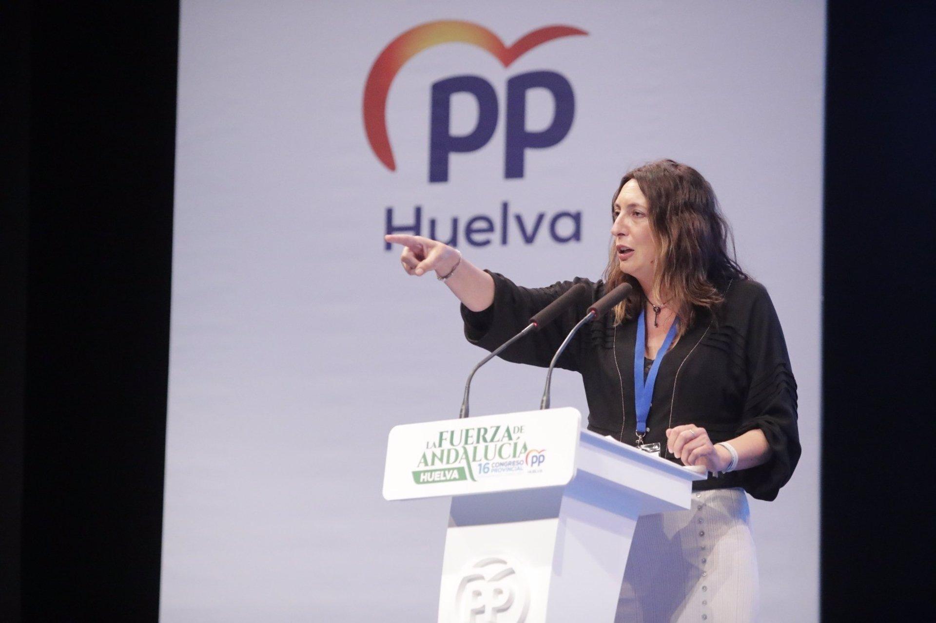 López (PP-A) ensalza «la firmeza y el proyecto» de Casado frente a un PSOE que «no aporta nada»