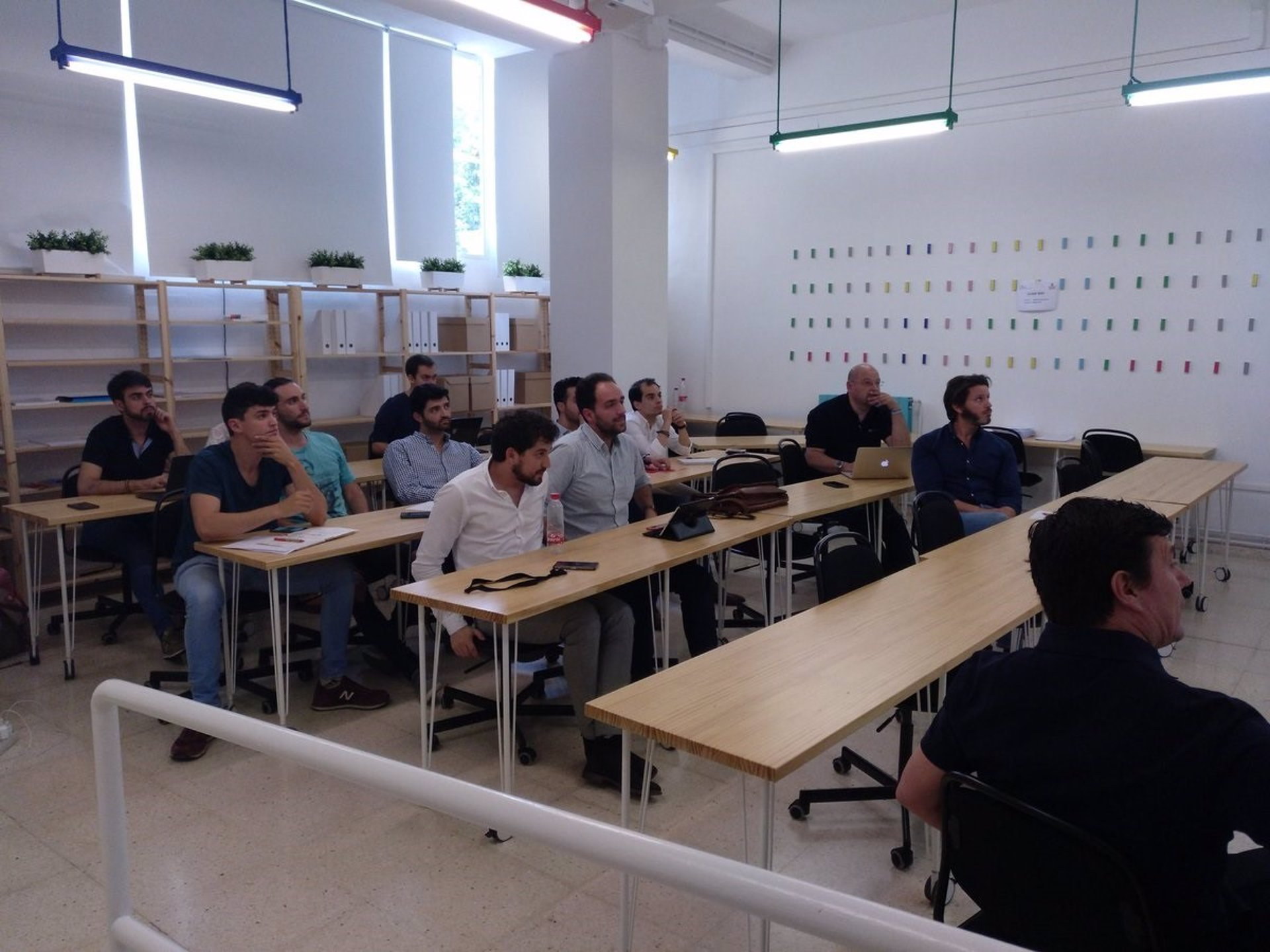 Alhambra Venture inaugura su Academy 2021