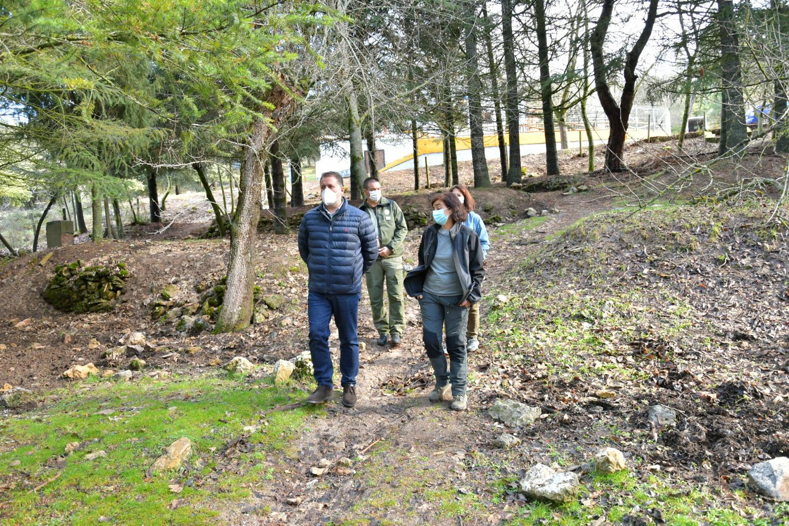 El Día Europeo de los Parques y de la Red Natura 2000 se celebra con actividades en los espacios protegidos