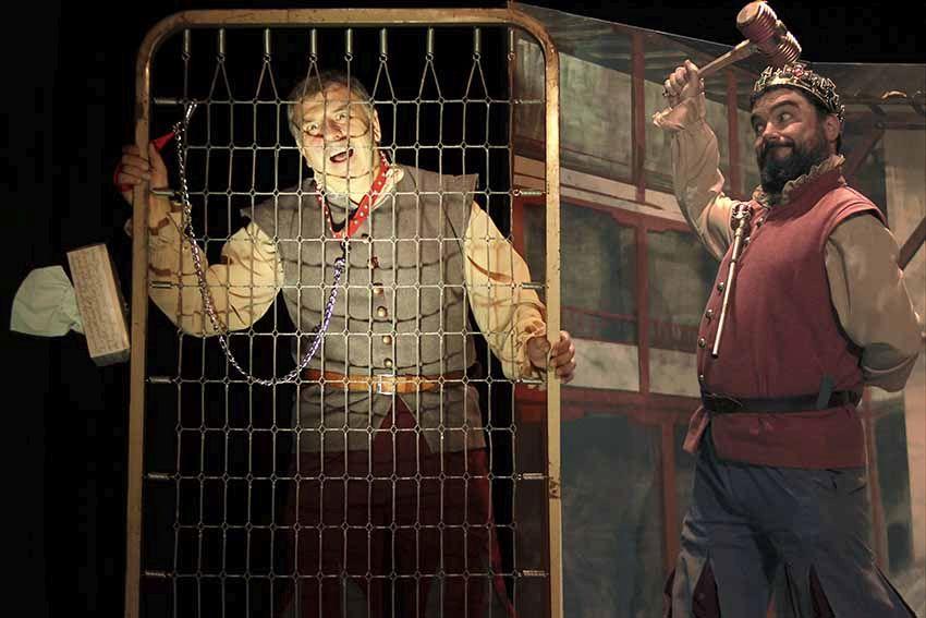 Motril programa dos nuevas funciones teatrales para todos los públicos en el teatro Calderón