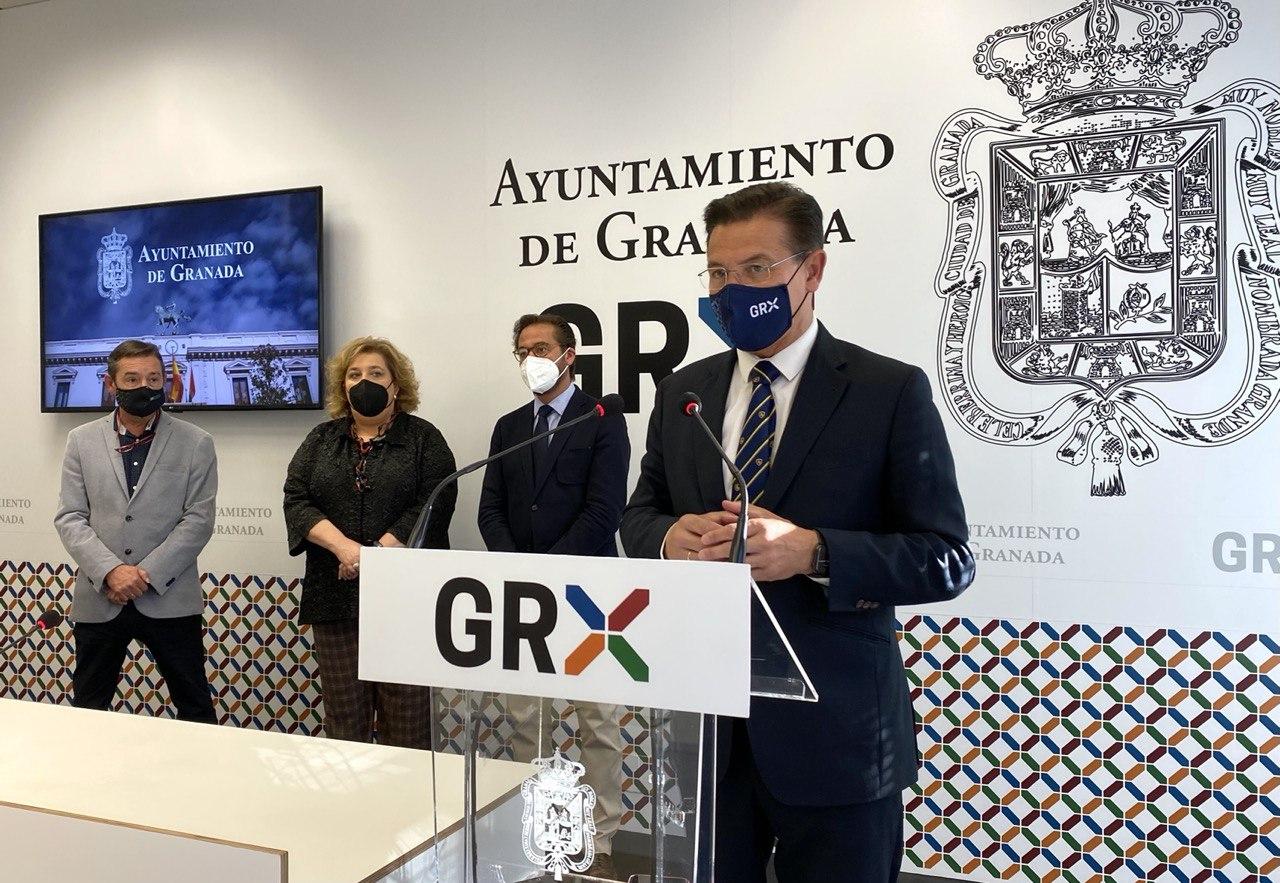 """El consorcio """"Granada para la Música"""" garantiza la """"viabilidad, estabilidad y funcionamiento"""" de la OCG"""