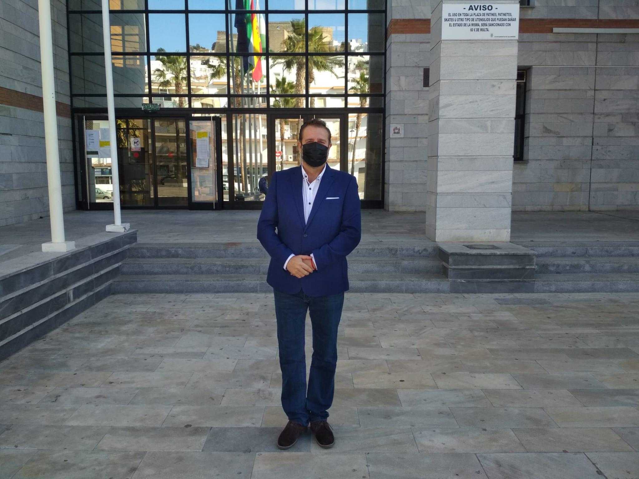 Ciudadanos pide suspender las tasas en terrazas para reactivar la economía de Salobreña
