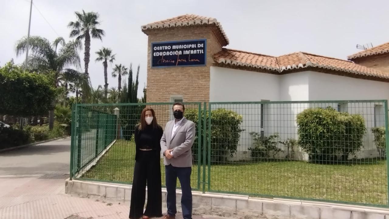 """Ciudadanos critica la """"mala gestión"""" del Ayuntamiento de Salobreña en el comedor de la guardería municipal"""