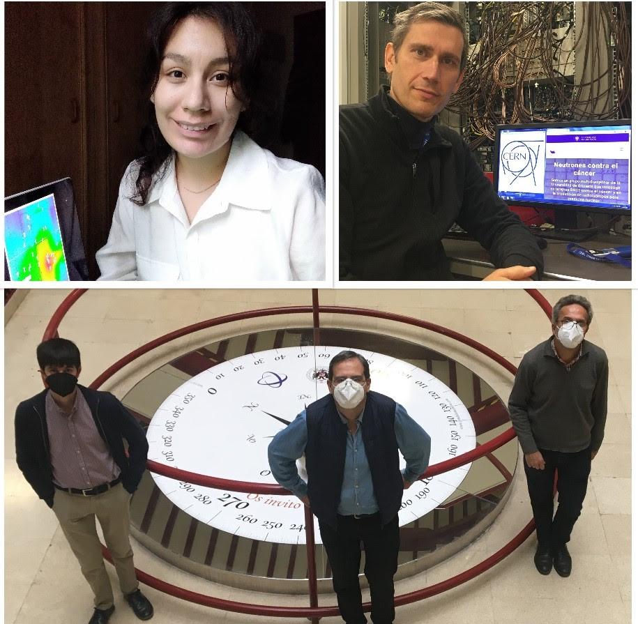 Diseñan un 'perfilador de neutrones' que permite un nuevo tipo de radioterapia más efectiva y de un solo día de duración