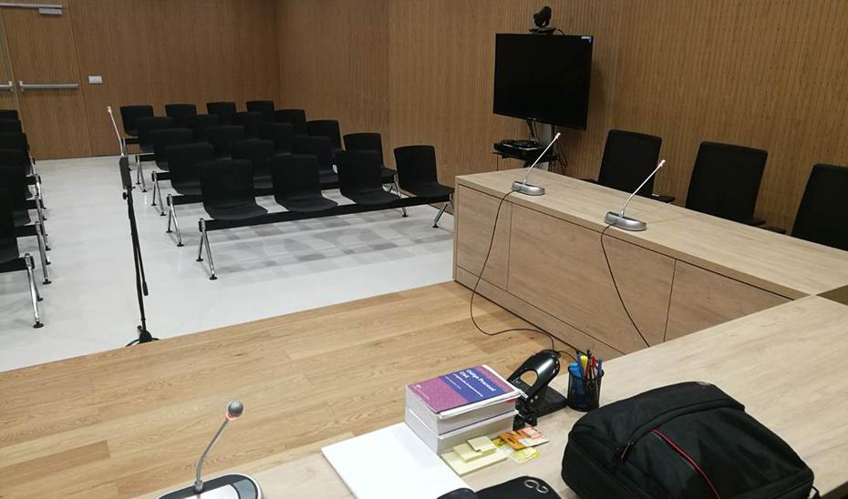 CCOO denuncia la eliminación de la sala de espera en la fiscalía y juzgados de menores de Granada