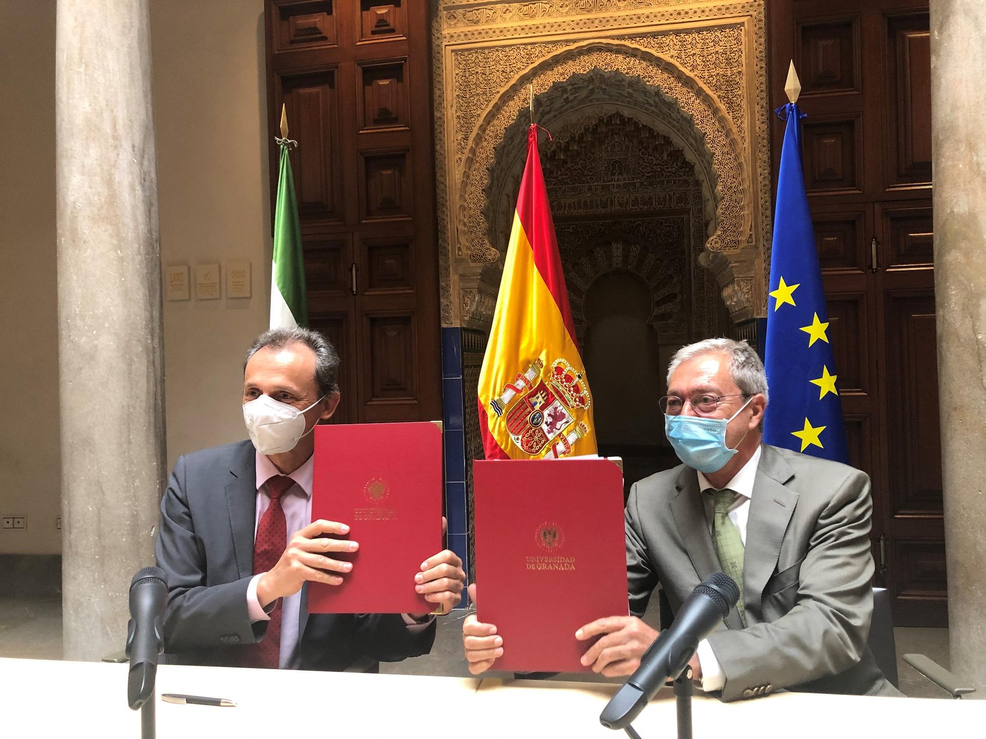 Se constituye el consorcio que promoverá la candidatura de Granada como sede del IFMIF-DONES