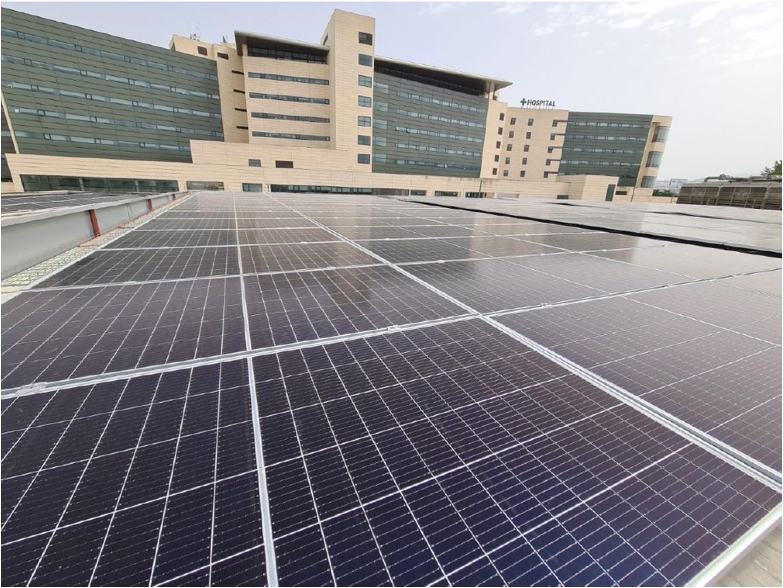 El Clínico San Cecilio avanza en sus proyectos para incrementar la producción de energía limpia y mejorar su eficiencia energética
