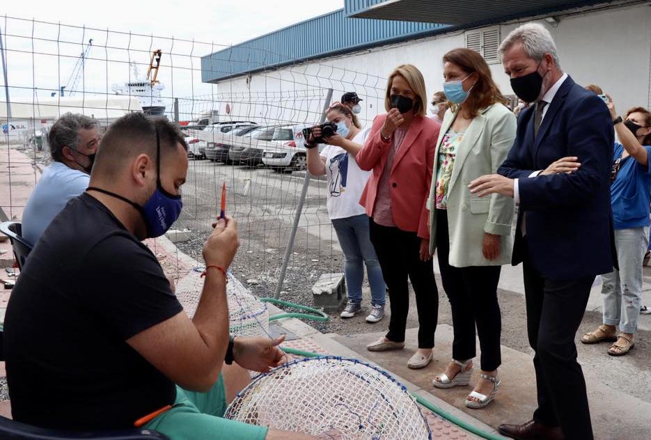 La Junta destina en dos años 21,7M€ a inversiones de mejora en los puertos pesqueros de Andalucía