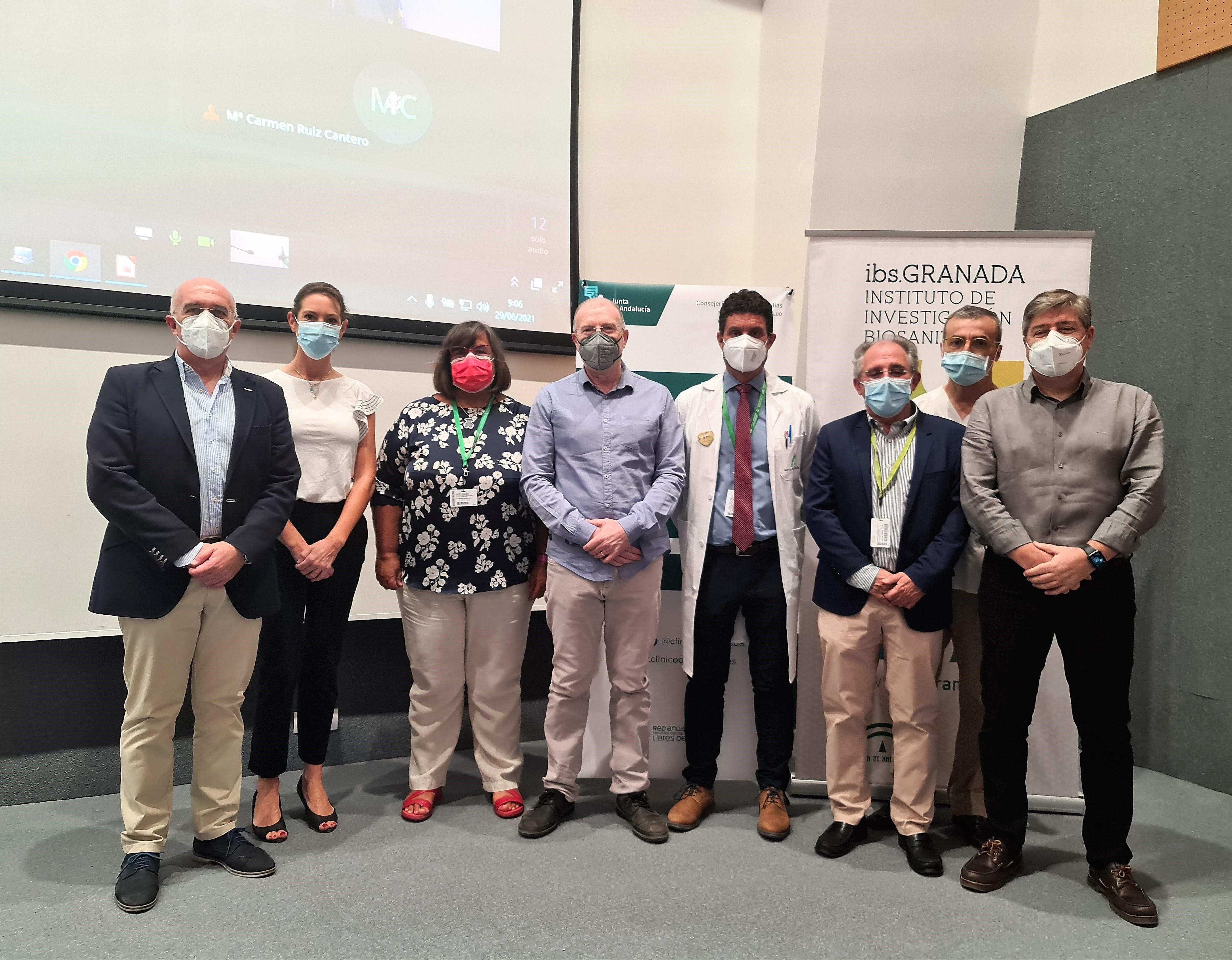 Un centenar de investigadores participan en un encuentro sobre medicina de precisión en el Clínico
