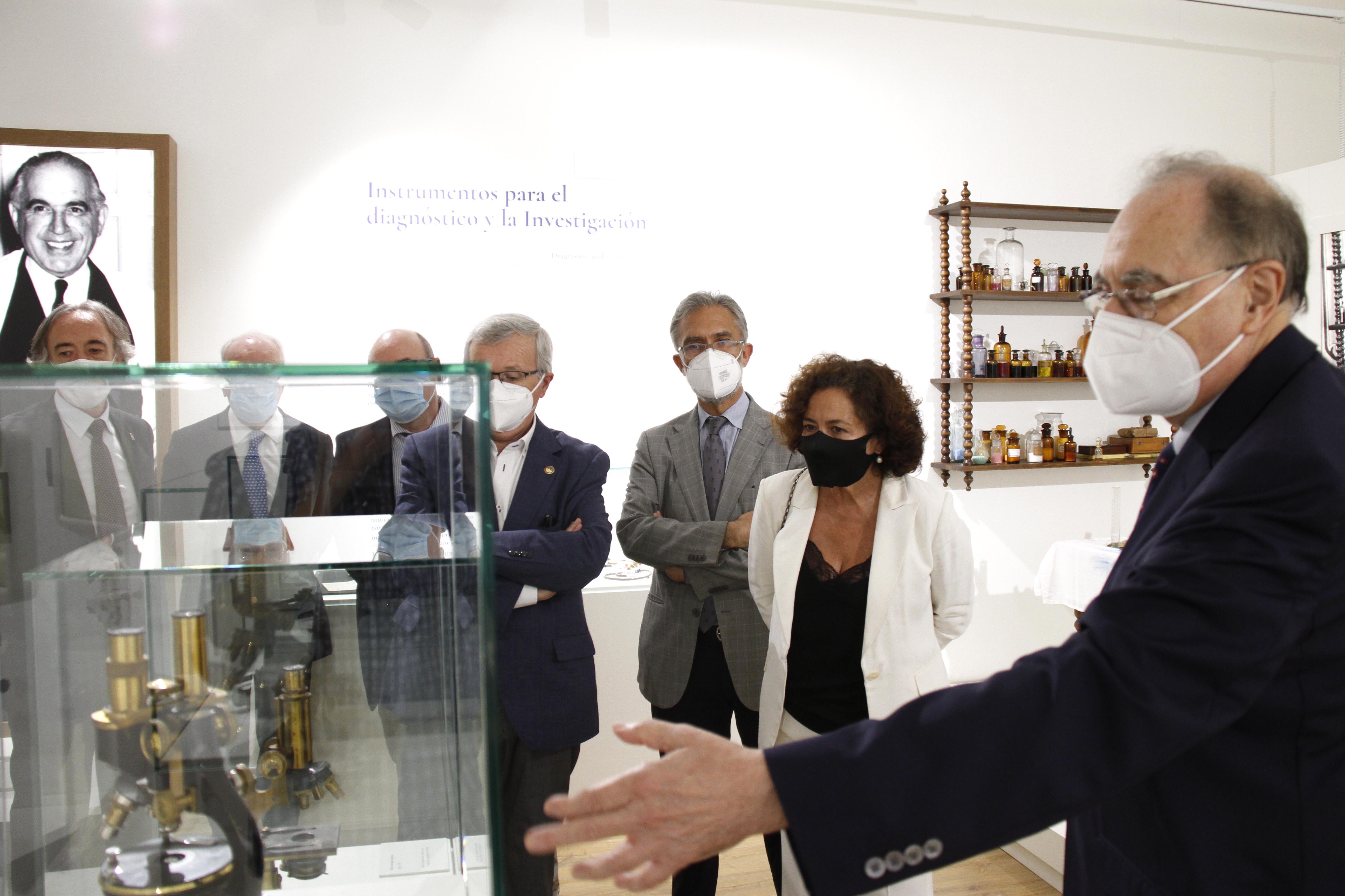 El Museo de la Salud, nuevo espacio expositivo de la UGR y la Real Academia de Medicina y Cirugía de Andalucía Oriental