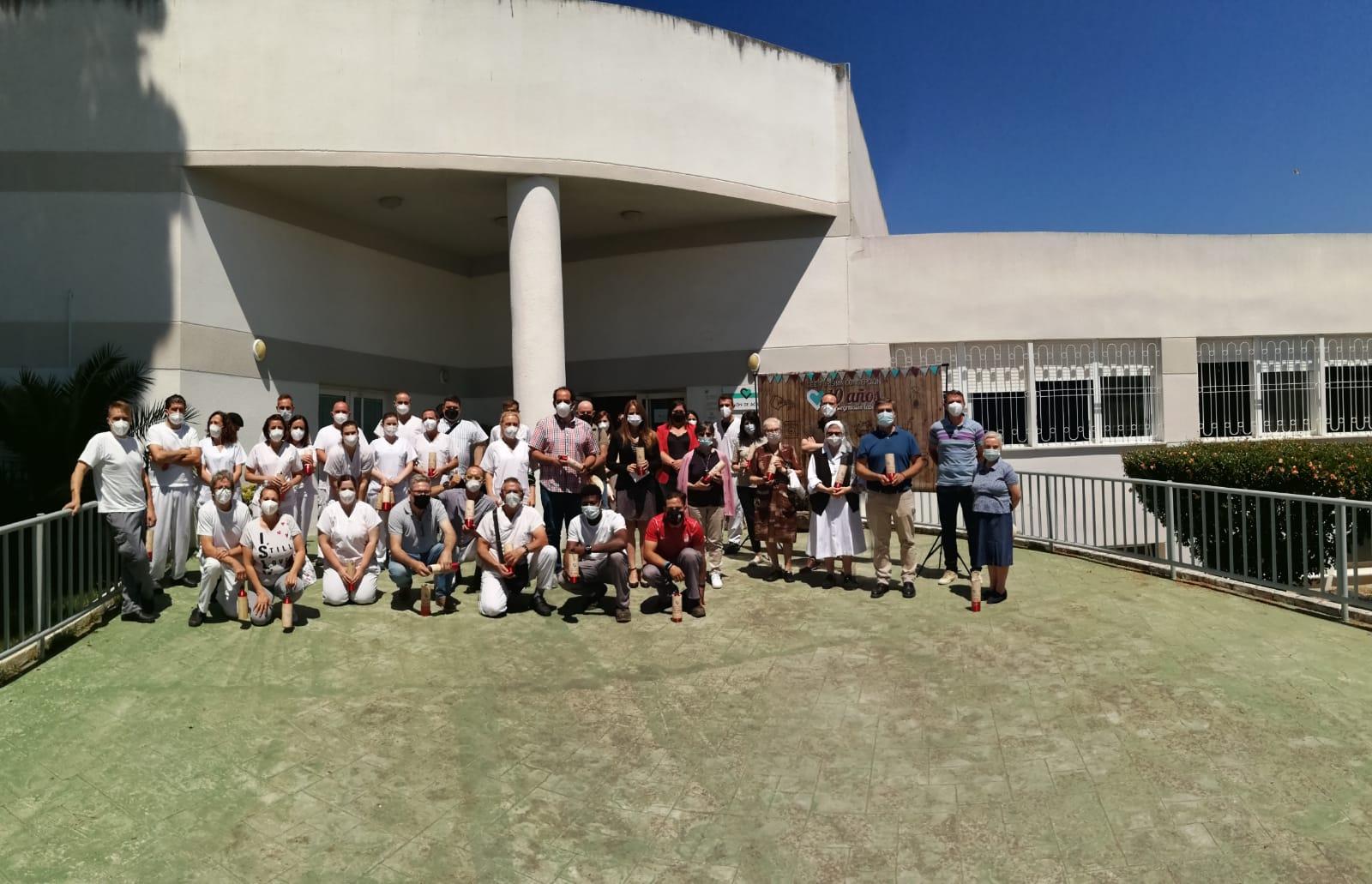 El Centro Especial de Empleo Purísima Concepción celebra su décimo aniversario