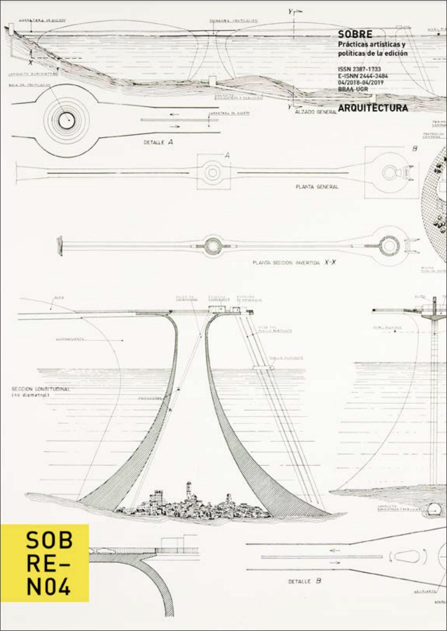 La XV Bienal Española de Arquitectura y Urbanismo selecciona a la revista SOBRE como una de las tres finalistas en su categoría