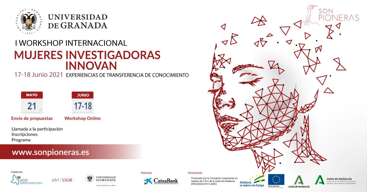 La Universidad de Granada reunirá a 70 investigadoras de universidades españolas para divulgar sus casos de éxito