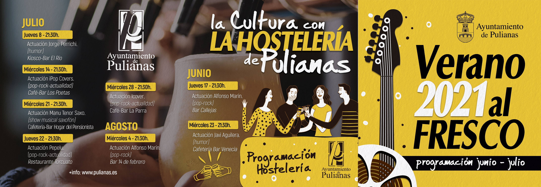 Más de 30 actividades completan la programación cultural de verano en Pulianas