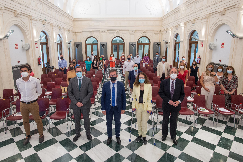 Reconocimiento público a las personas que han sumado esfuerzos en pro de la educación