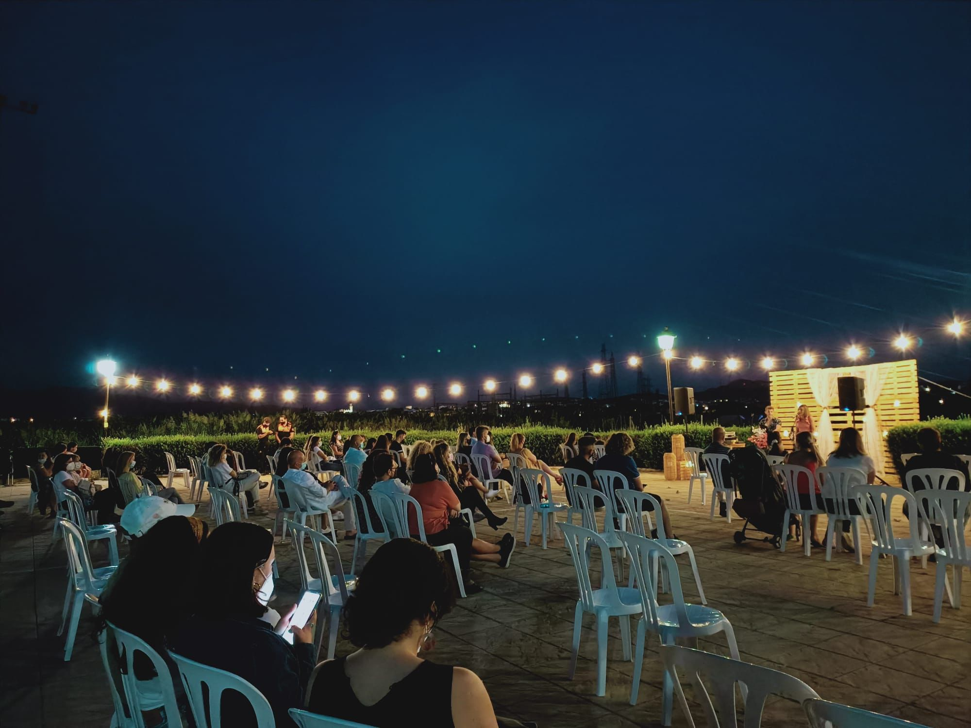 Las Gabias diseña una programación cultural de verano segura y al aire libre