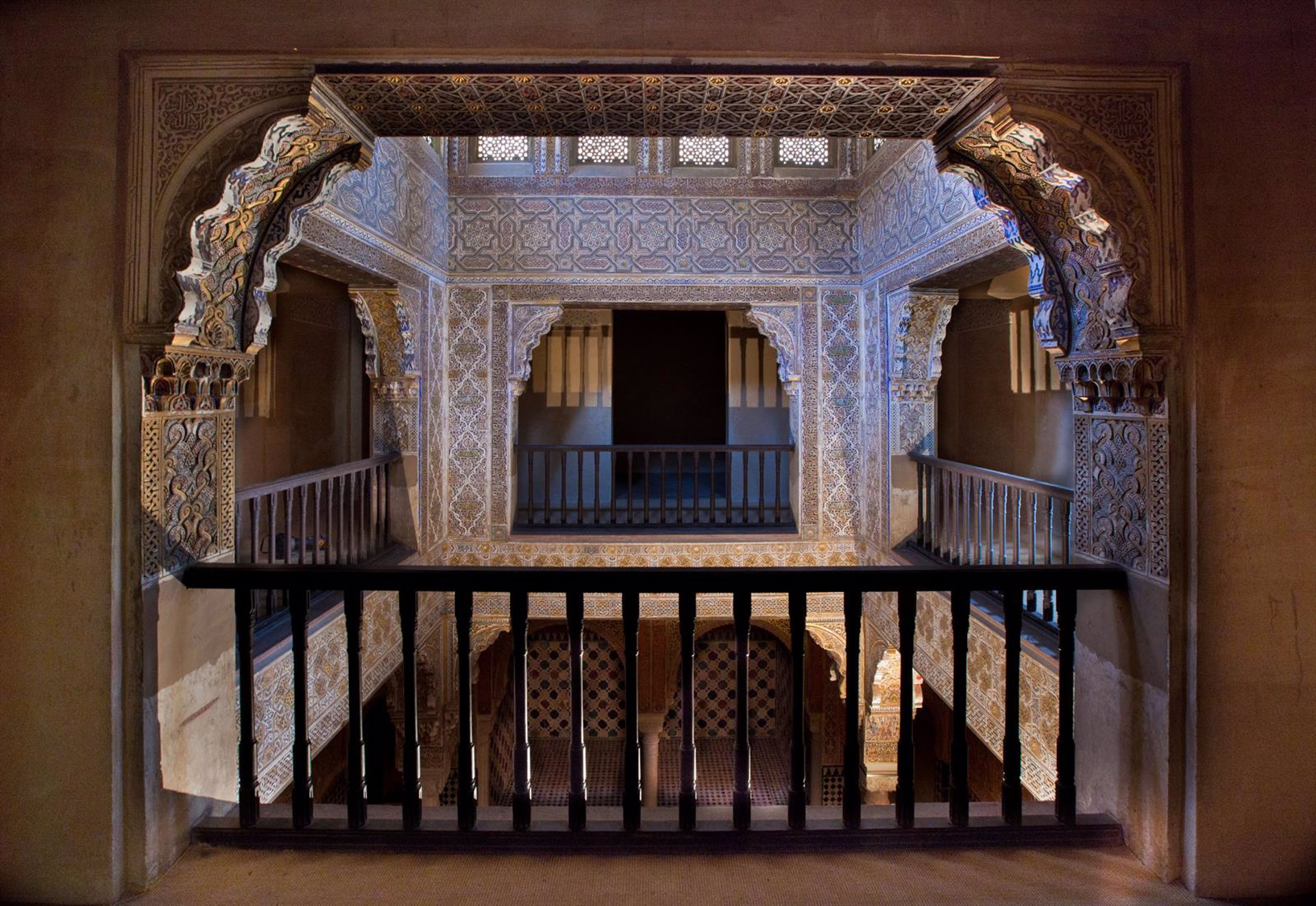 La mascarilla seguirá siendo obligatoria en los Palacios Nazaríes de la Alhambra desde este sábado