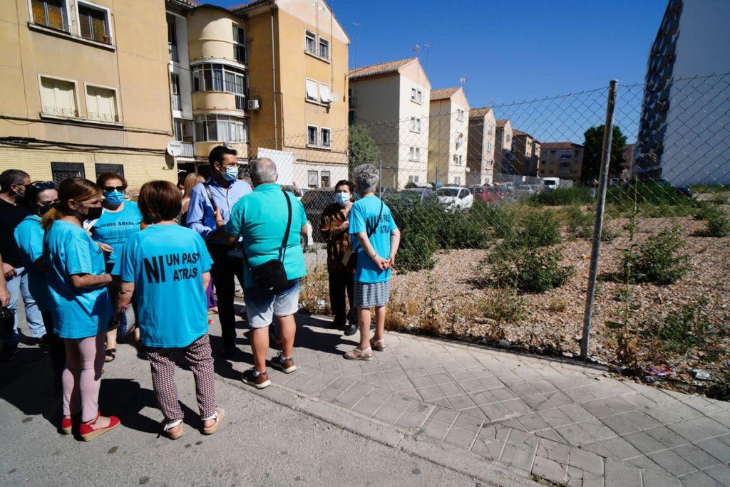 Cuenca exige el impulso del proyecto de Santa Adela y la atención a los vecinos afectados por las obras