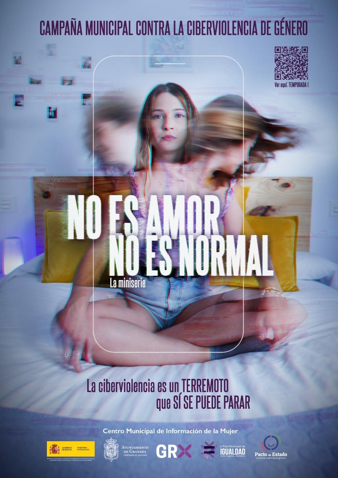 El Ayuntamiento inicia una campaña para hacer frente a la ciberviolencia a las mujeres en redes sociales