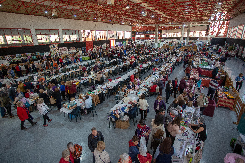 'Crearte Granada DIY', la feria referente de este sector en España, se celebra desde el viernes en Fermasa