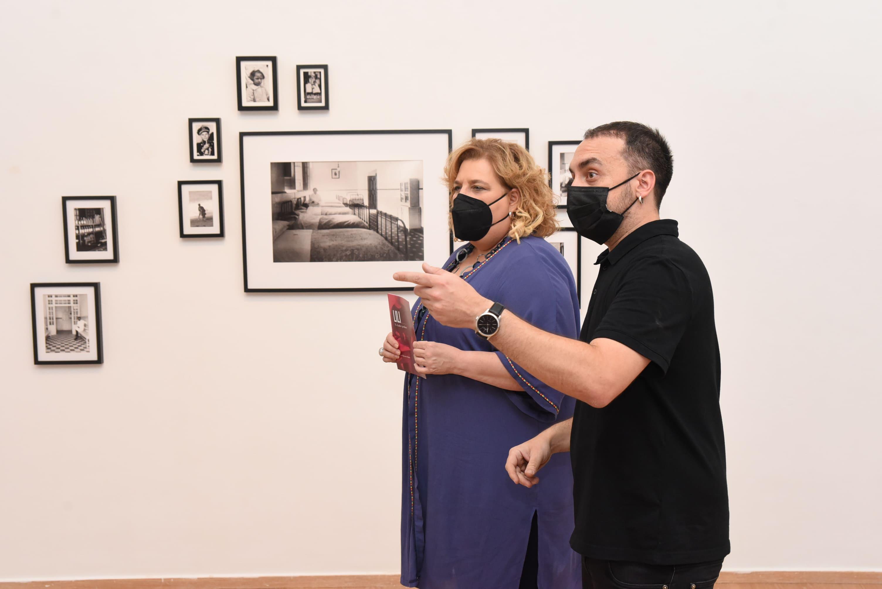 """""""Lili y el saber profano"""", una exposición sobre la realidad de los manicomio"""