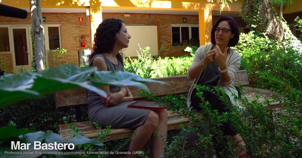 La UGR participa en 'Territorio Gravedad', una serie documental que recorre el cosmos