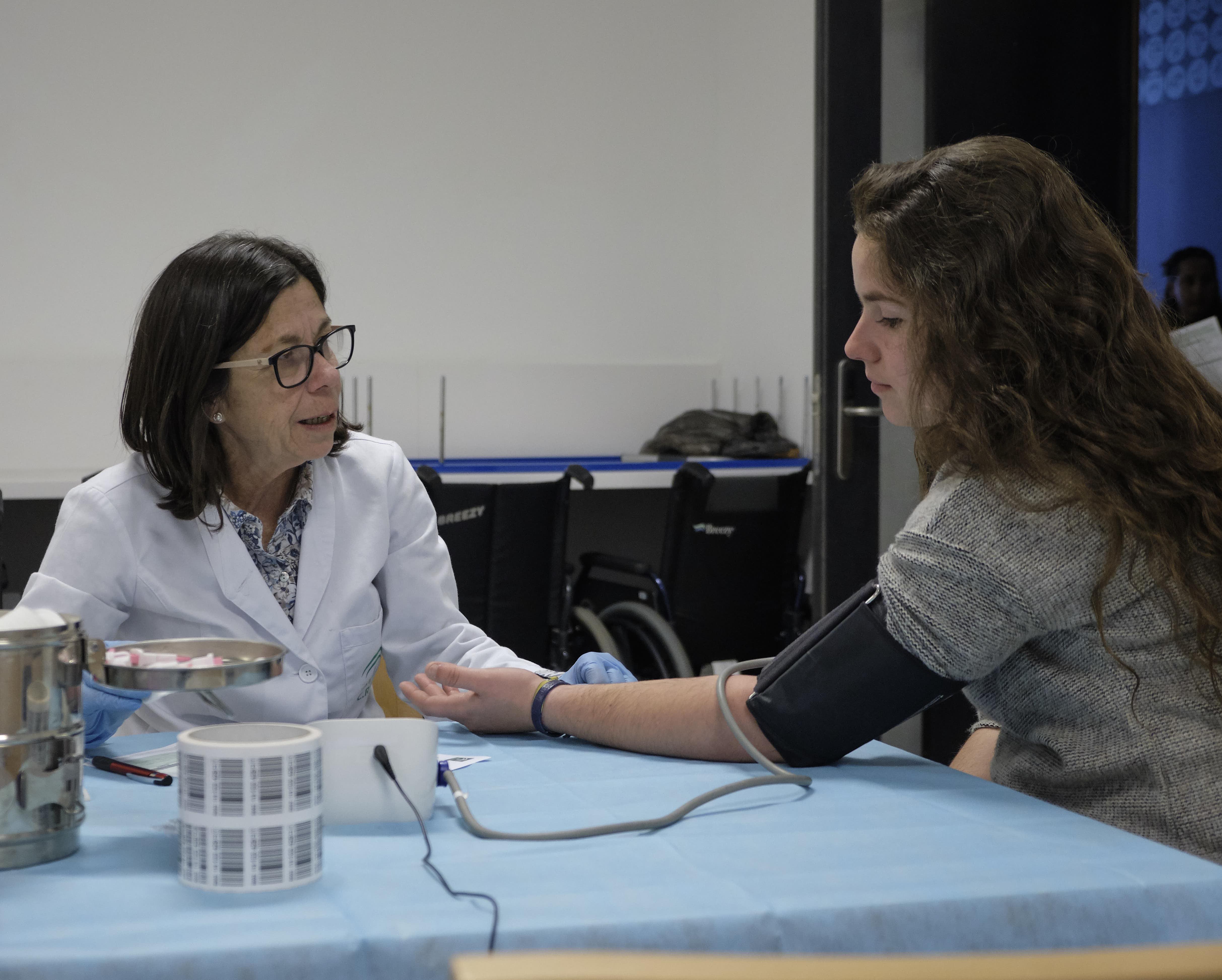 El Centro Regional de Transfusión Sanguínea llama a la donación de sangre en el Hospital Real