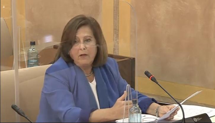 Mª José Sánchez (PSOE) reclama a la Junta que la sede institucional de la EASP siga en Granada
