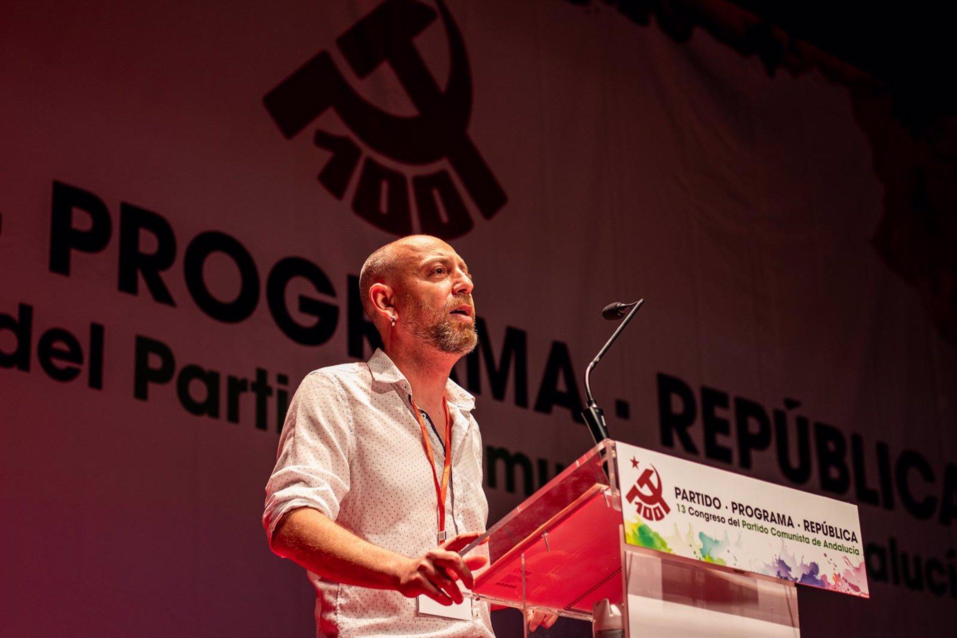 Aprobada con el 62,5% la gestión de la dirección saliente del PCA en el congreso de Albolote