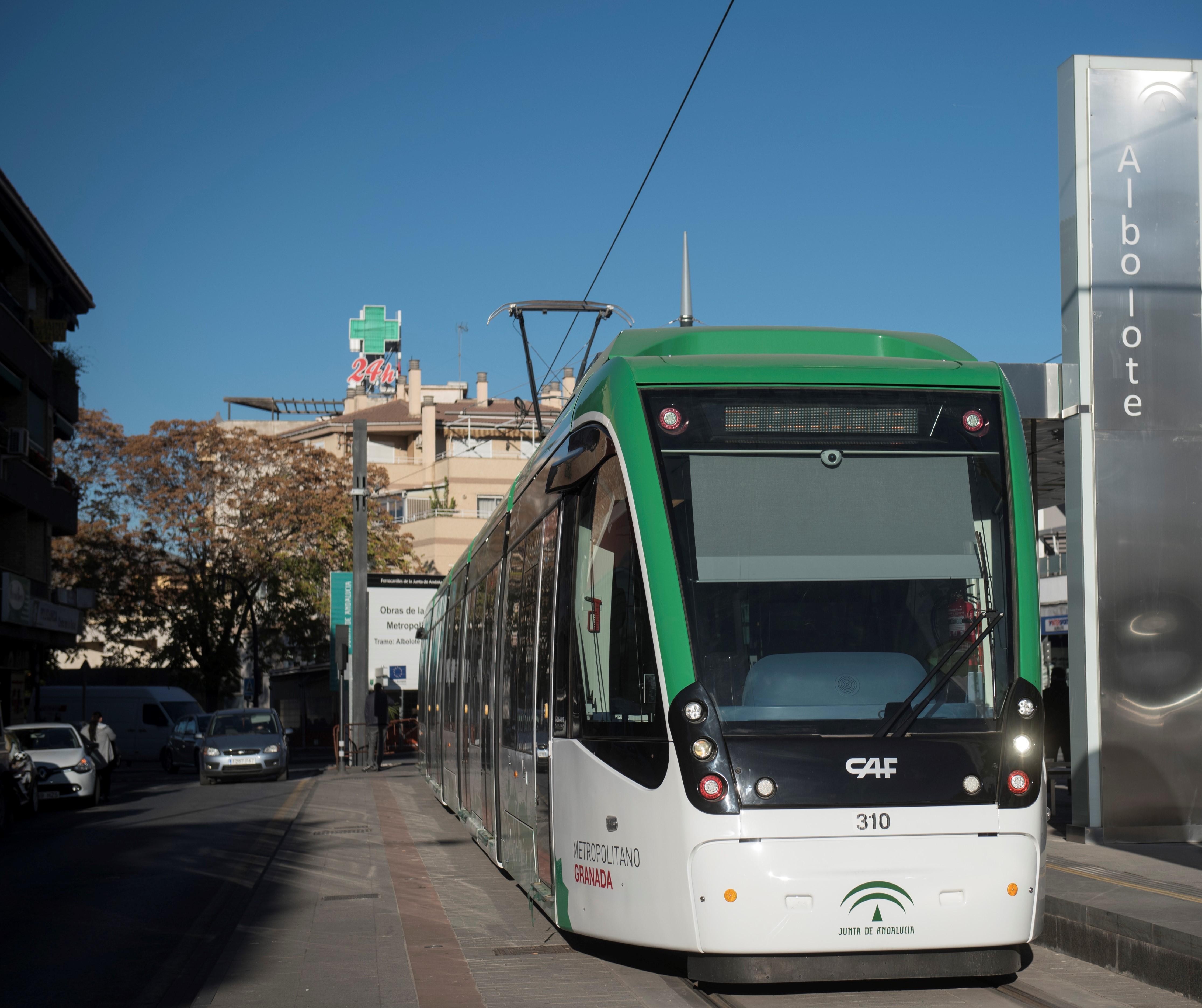 La Junta adjudica el proyecto de la prolongación Norte del Metro de Granada por 786.464 euros