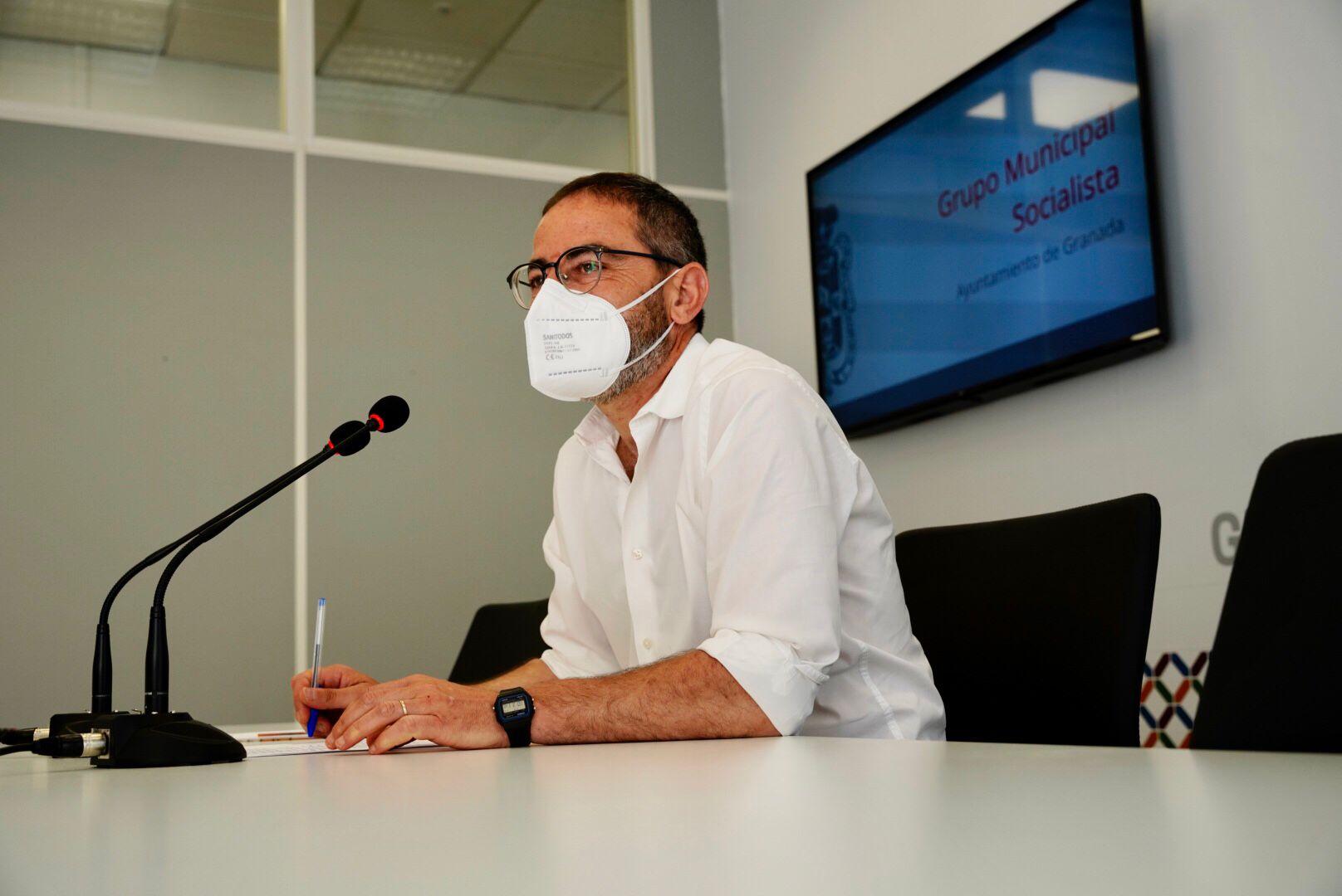 El PSOE exige la inmediata dimisión de Salvador por «abocar a la ciudad a la parálisis más absoluta»