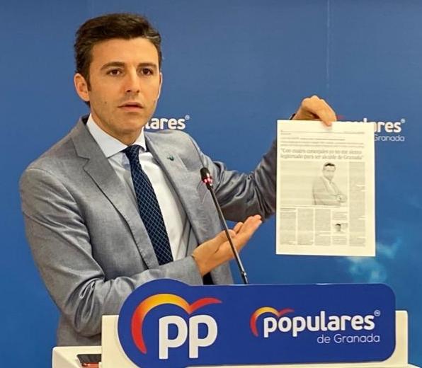 El PP no volverá al gobierno si Salvador sigue de alcalde y tampoco apoyará la moción del PSOE