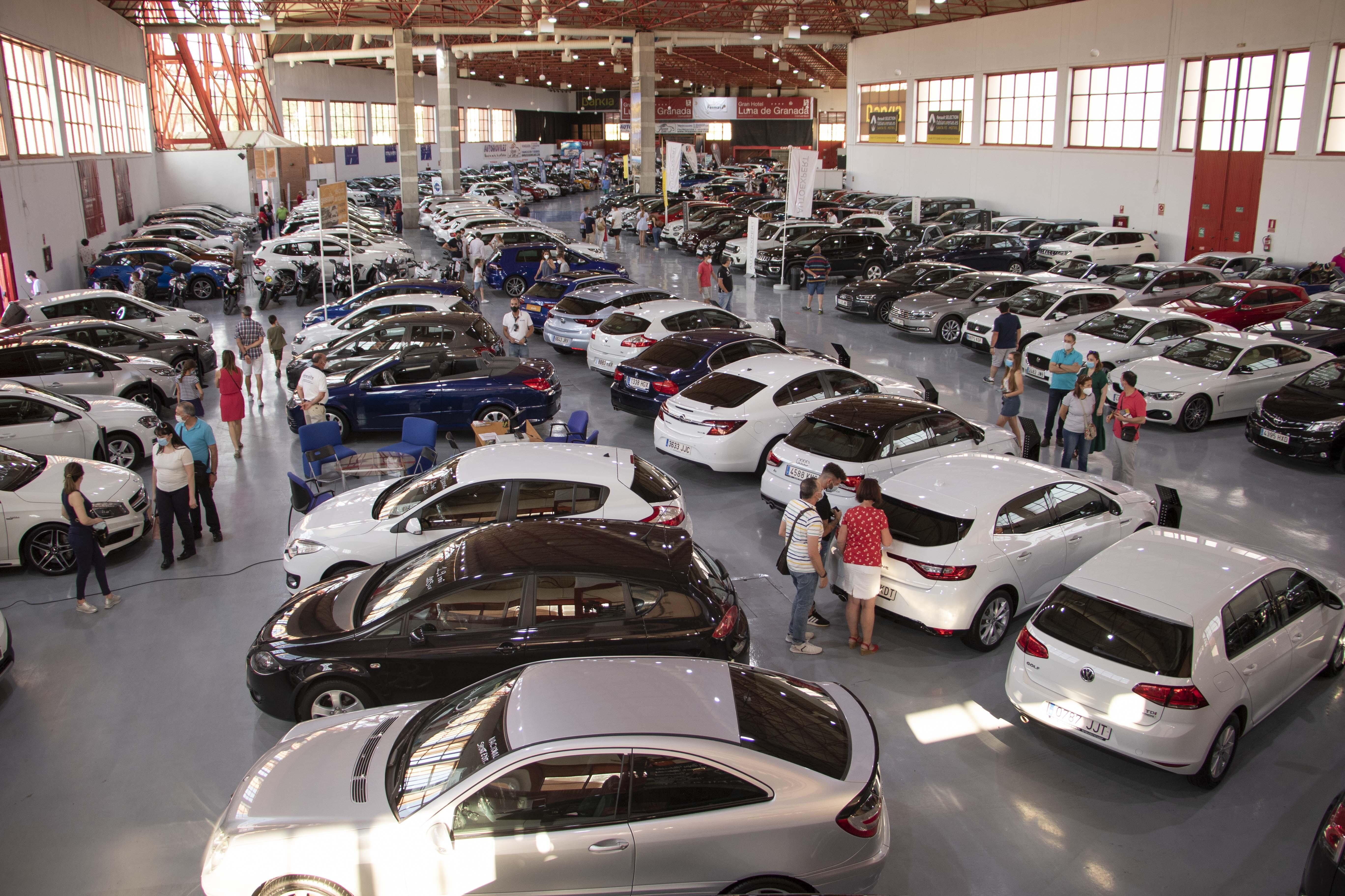 Más de 1.200 vehículos de ocasión se ponen a la venta en Fermasa este fin de semana
