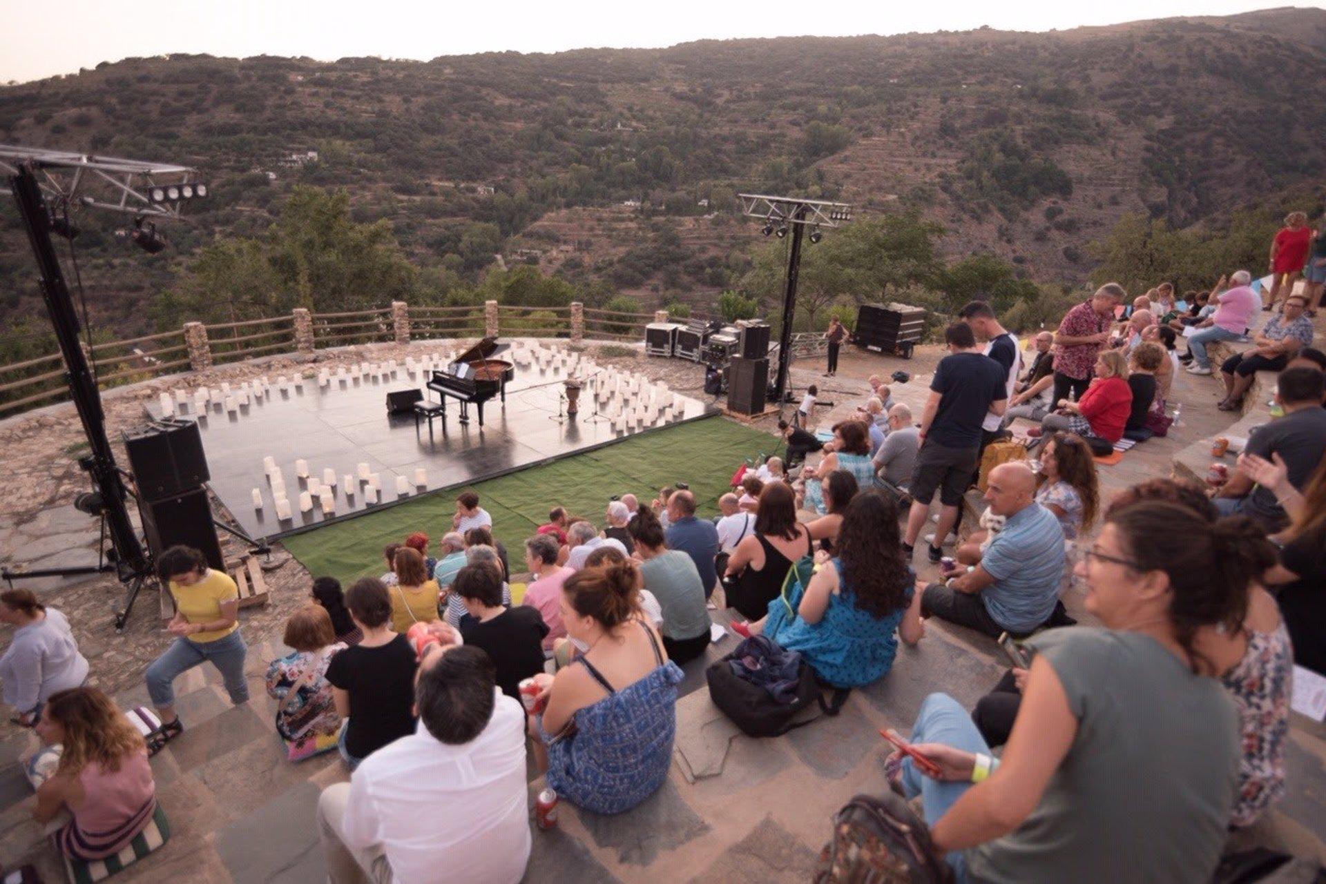 Regresa el festival 'Me vuelves Lorca' a la Alpujarra para concienciar sobre la despoblación