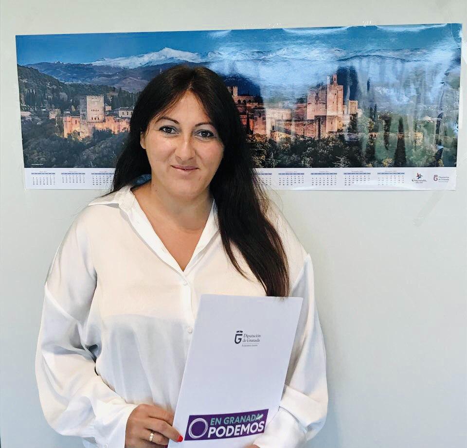 Podemos Granada apoya las reivindicaciones de los interinos de Diputación