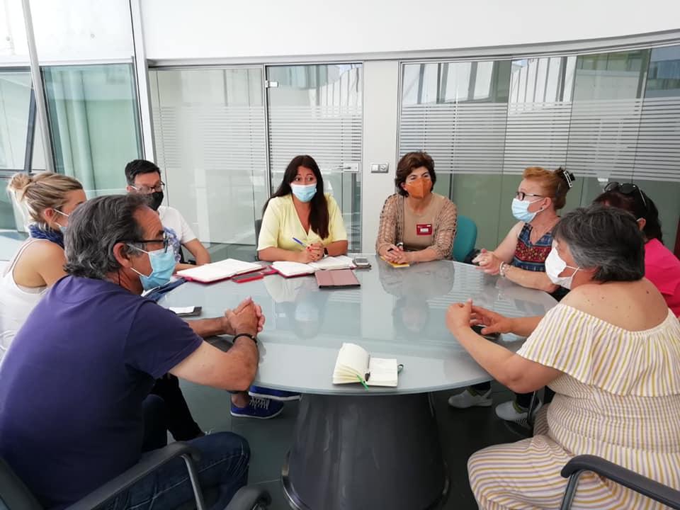 Podemos Granada pide frenar el desahucio de 8 familias a manos de un fondo de inversión en Salobreña
