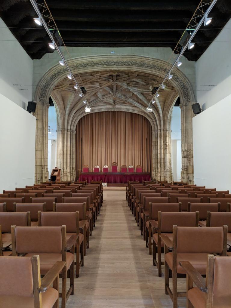 La Universidad de Granada celebra durante los meses de junio y julio diversos actos de toma de posesión del PAS y PDI